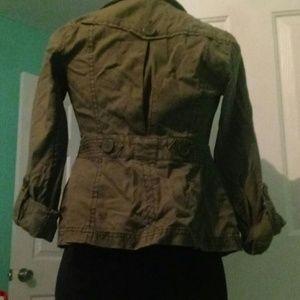 Jackets & Coats - Quarter sleeve jacket